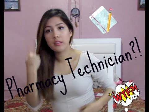 My Experience: Working as a Pharmacy Technician