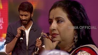 Dhanush Speech Made Everyone Emotional