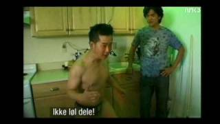 Madtv - 24 hours with Bobby Lee, starring John Cho
