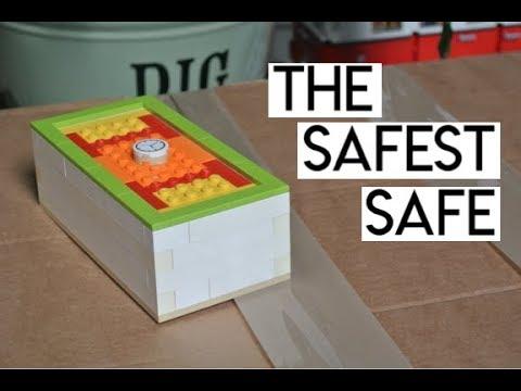 The Safest Lego Safe!