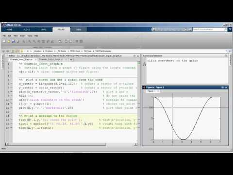 MV3D Appendix C.5 - Input and Output with a Figure in MATLAB
