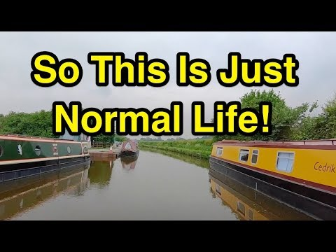7. Narrowboat Life: A Normal Life, that floats!