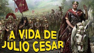 A Épica Vida de Júlio César: A Ascenção e Queda de um Titã - História do Império Romano