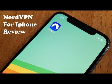NordVPN for Iphone X/8/8 Plus/7 Review - Fliptroniks.com