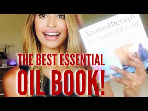 The Best Essential Oil Book for Beginners!