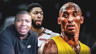 Kobe Bryant Agrees With Lebron James & Magic To Trade Lonzo, Kuzma & Ingram For Anthony Davis