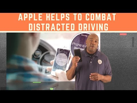Apple Helps To Combat Distracted Driving With New iPhone Update | Texting and Driving