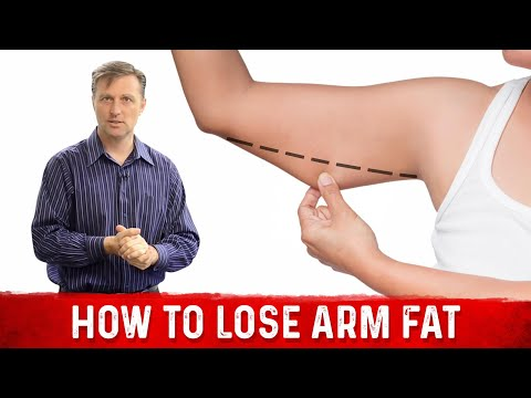 How to Tighten that Flabby Arm Fat