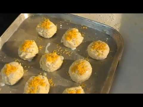 Cheddar Biscuits Recipe by Keith Lorren