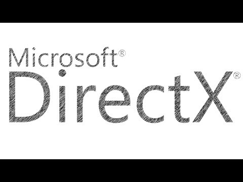 Check your DirectX version