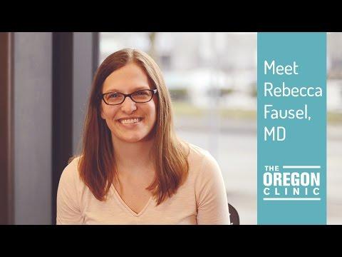 Meet Dr. Rebecca Fausel, Gastroenterologist
