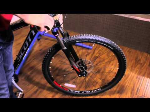 How to Tell if the Shocks Are Good on a Mountain Bike