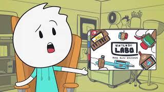 Is Nintendo Labo A Joke?  (mini-review)