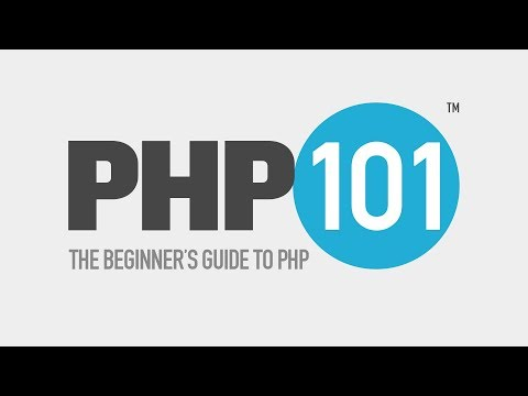 PHP 101 - Full Course