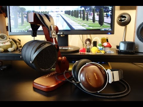 Audeze LCD-2C review - 'Budget' Planar Magnetic Headphones - By TotallydubbedHD