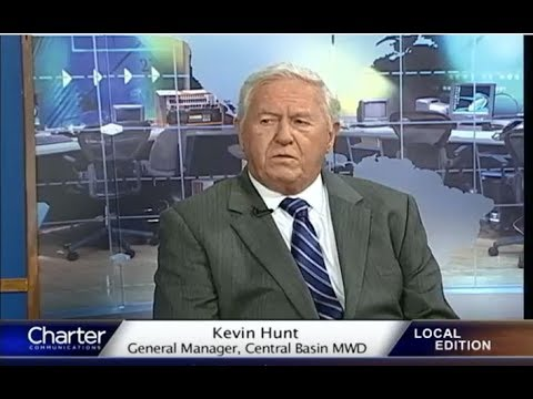 Charter Local Edition with Central Basin MWD General Manager Kevin Hunt
