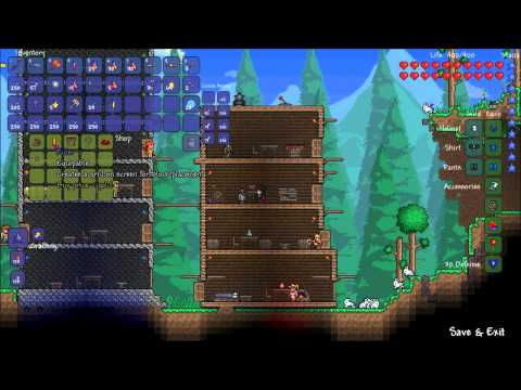 Terraria - How to get Mechanic, Wizard, and Goblin Tinkerer