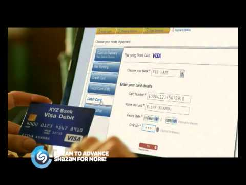Visa Debit brought the school closer. To know more - watch how, watch now.
