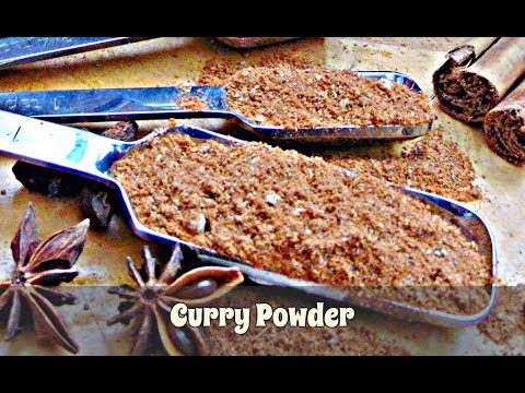How to Make Curry Powder - Capture True Indian Flavours | Episode 104
