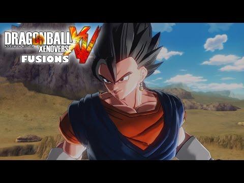 Dragon Ball Xenoverse - All Fusions