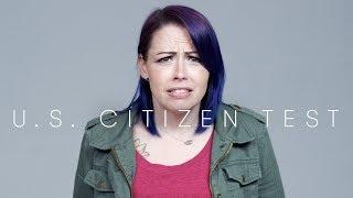 100 People Take the U.S. Citizenship Test | Keep It 100 | Cut