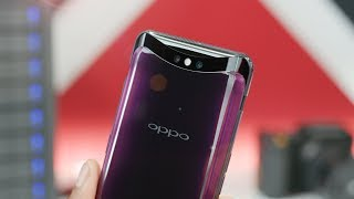 Oppo Find X: Motorized Madness!
