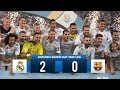 Real Madrid 2 0 Barcelona HD 1080i Spanish Super Cup Full Match Highlights 160817 HD