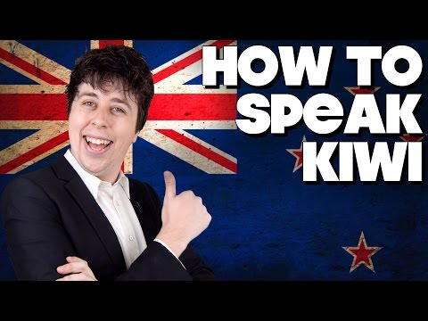 How To Speak New Zealand, Without Knowing How!!
