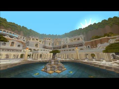 Minecraft EPIC ROME 0.2 MAP
