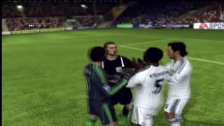 """Fifa 10 """"new Divide"""" Co-op Online Goal Compilation"""