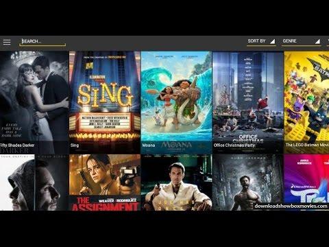 How to watch showbox/moviebox on roku