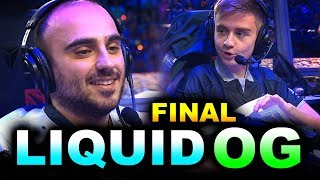 LIQUID vs OG - GRAND FINAL 🏆 TI9 - THE INTERNATIONAL 2019 DOTA 2