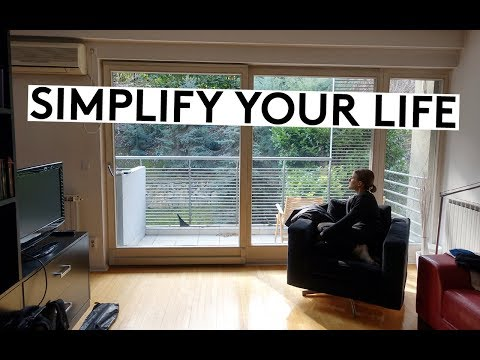 17 WAYS TO SIMPLIFY YOUR LIFE