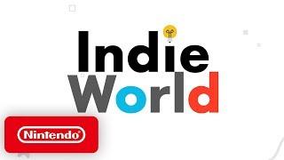 Nintendo Switch - Indie World Showcase - 8.19.2019