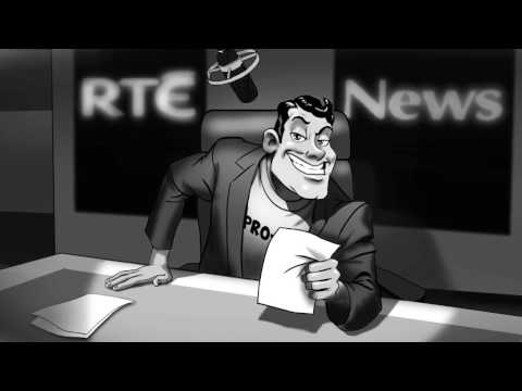 RTÉ – Views Dressed Up As News