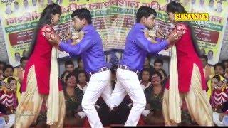 Live Stage Ragni Pepsi !! Patla Dupatta Tera By Pepsi And Dinisha ( Loni Competition)