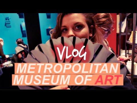 NIGHT ON THE NILE RIVER AT THE MET | FIT NYC College Vlog
