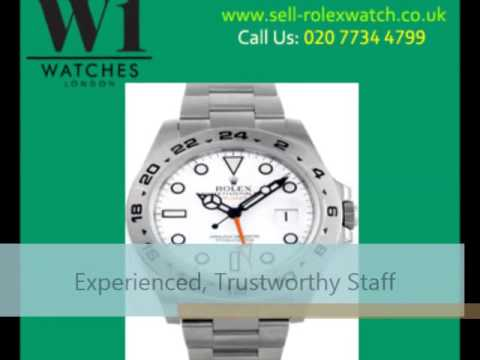 Sell My Rolex London | 0207 734 4799