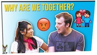 Make Up Or Break Up!? (Crazy Game Of Couples Fighting) Ft. Nikki Limo & Steve Greene
