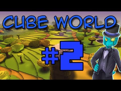 Cube World Co-Op - Ep.2 - A Terrible Mistake