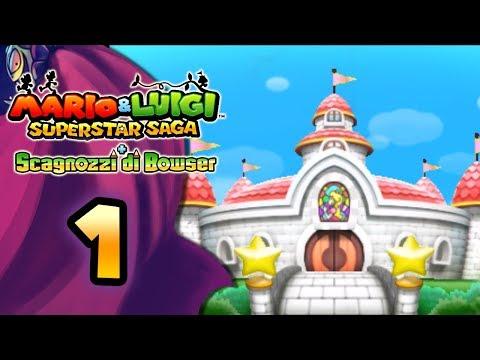4840e8a08a842 Mario   Luigi Superstar Saga + Scagnozzi di Bowser ITA  Parte 1 - Remake  fagioloso  - Watch Online All Dramas