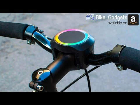 5 Bicycle HiTech Gadgets You Can Buy in ONLINE 🏆 You Must Watch