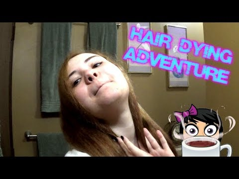 Clairol Nice n' Easy A8 Medium Ash Blonde - Hair Dying Adventure #7