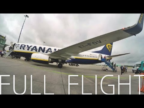SUPER CHEAP RYANAIR 9.99 FLIGHT Bristol to Dublin
