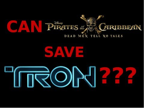 Can Pirates Save Tron 3? - The Disney Movie Review