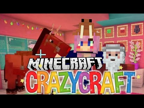 The Gruesome Tree   Ep 22   Minecraft Crazy Craft 3.0