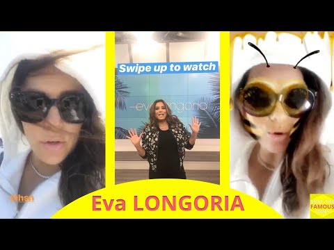 Eva Longoria pregnant off to Tampa for HSN - Instagram