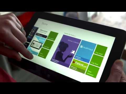 XPS10 -- Windows 8 tablet apps that can help improve your life
