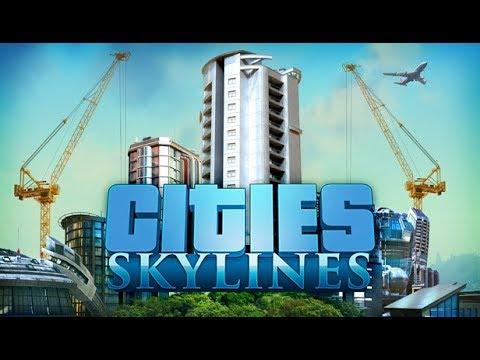 🔴 LIVE Cities Skylines Late Night Stream