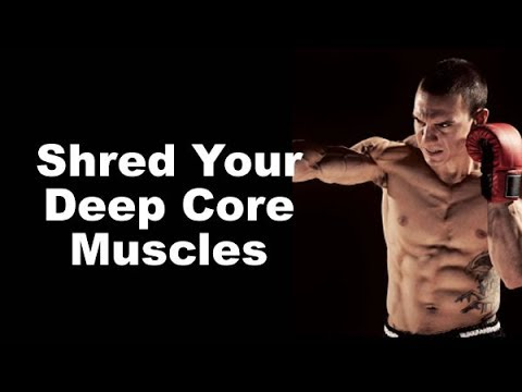 Horribly Awesome Deep Core Training - Anti-Rotational Lactic Acid Nightmare